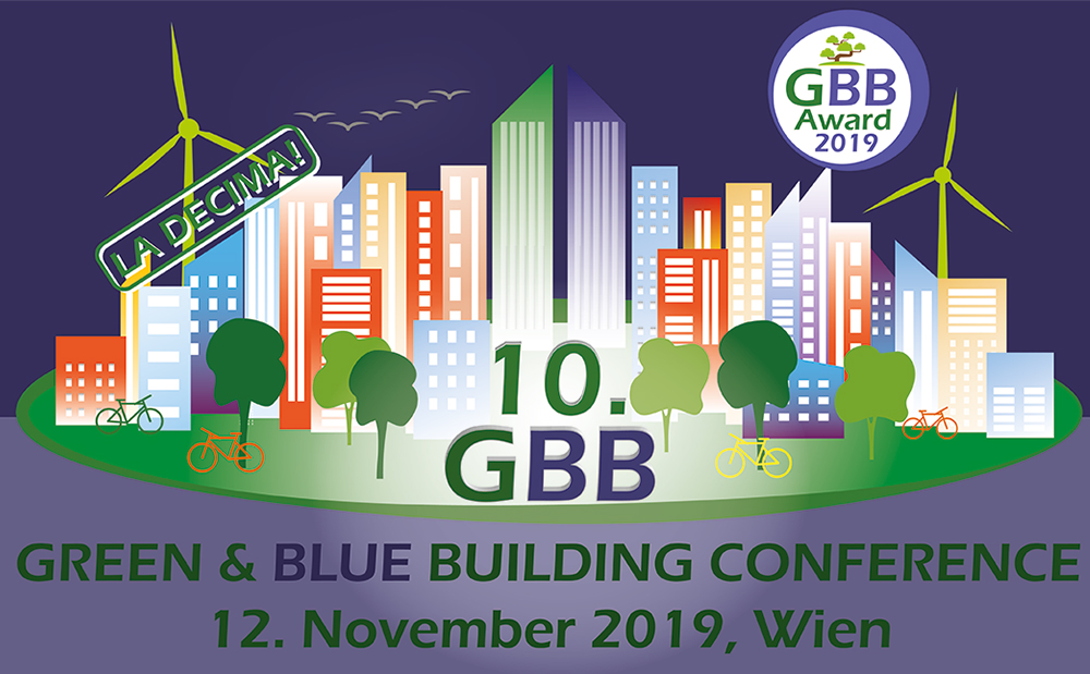 10. GBB – Green & Blue Building Conference